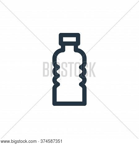 plastic icon isolated on white background from climate change collection. plastic icon trendy and mo