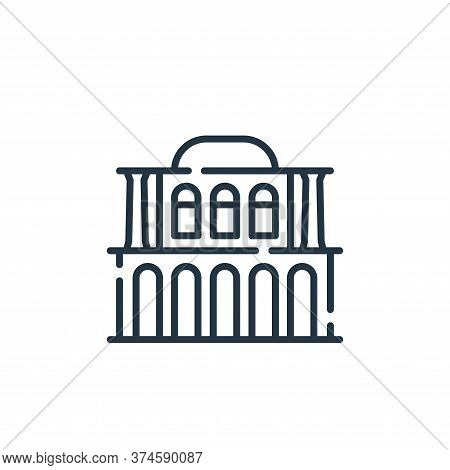 house icon isolated on white background from desert collection. house icon trendy and modern house s