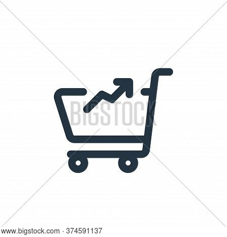 marketing icon isolated on white background from web apps seo collection. marketing icon trendy and