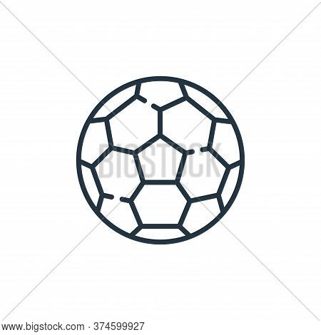 football icon isolated on white background from england collection. football icon trendy and modern