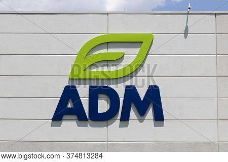 Erlanger - Circa July 2020: Archer Daniels Midland Information Technology And Support Center. Adm Is