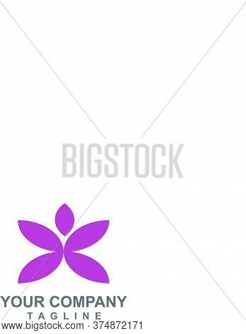 Spa And Aesthetic Vector Logo And Icon