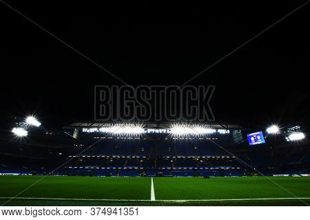 London, England - January 21, 2020: General View Of The Venue Pictured Ahead Of The 2019/20 Premier