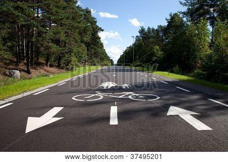 Pedestrian Way