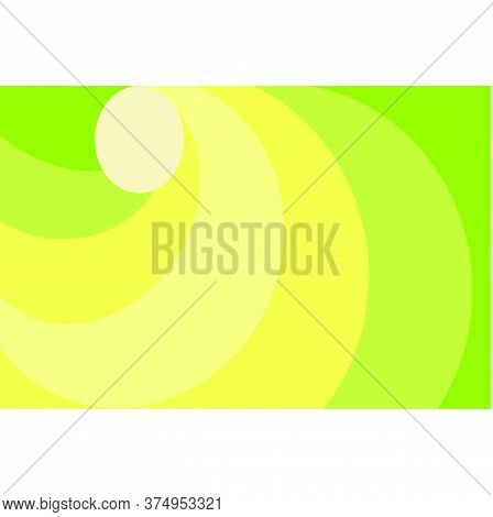 Abstract Green Yellow Wave Background Backgrounds, Modern Texture Backgrounds, Color Gradations Eleg