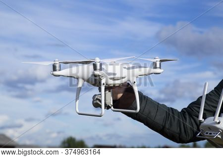 Shooting Photos And Videos Using A Copter