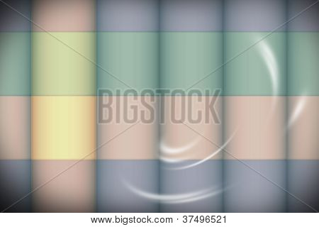 Shapes & Columns Design Advertisement Background Pattern Merging a Touch of Playfulness With A More Rigid Beautiful Backdrop poster