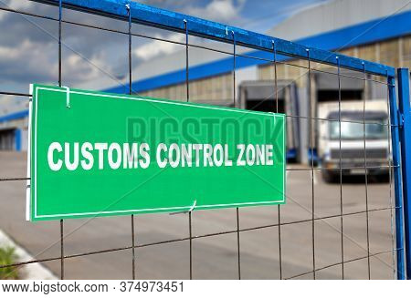 Customs Inspection Of Imported Goods, The Provision Of Temporary Storage Services In A Secure Bonded