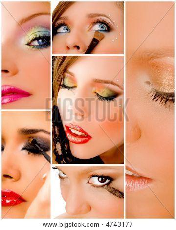 Makeup And Beauty Portraits