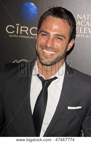 BEVERLY HILLS - JUN 16: Marco Dapper, The Young & The Restless  at the 40th Annual Daytime Emmy Awards at The Beverly Hilton Hotel on June 16, 2013 in Beverly Hills, California
