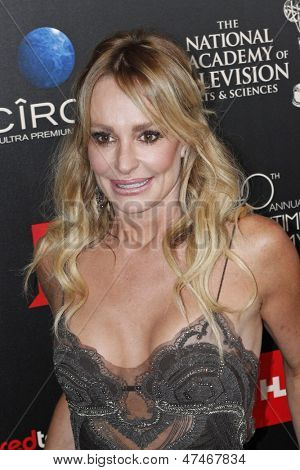 BEVERLY HILLS - JUN 16: Taylor Armstrong at the 40th Annual Daytime Emmy Awards at The Beverly Hilton Hotel on June 16, 2013 in Beverly Hills, California