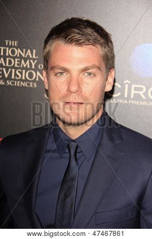 BEVERLY HILLS - JUN 16: Jeff Branson, The Young & The Restless  at the 40th Annual Daytime Emmy Awards at The Beverly Hilton Hotel on June 16, 2013 in Beverly Hills, California