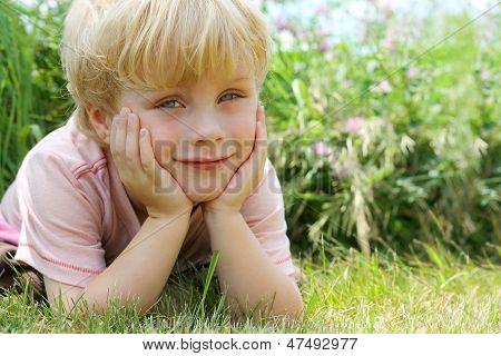Sweet Child Outside