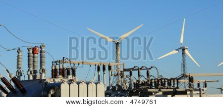 Electrical Equipment And Wind Turbines 2