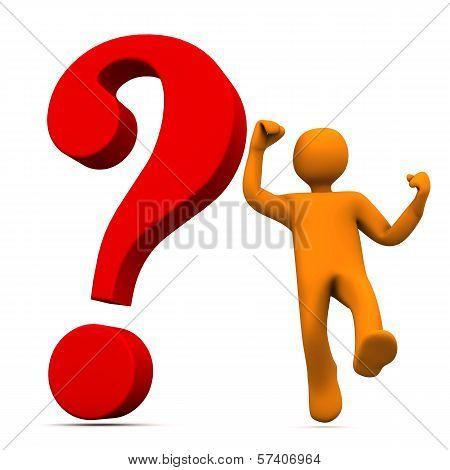Manikin Question Bounce