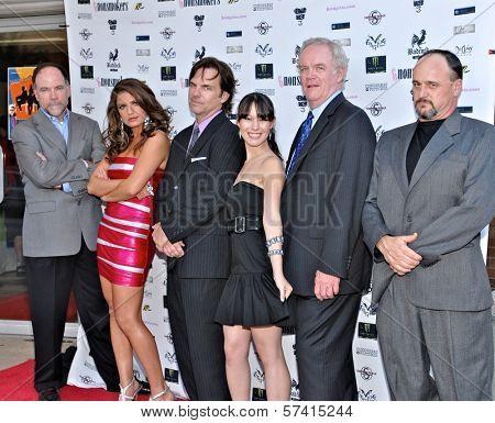 Bridgetta Tomarchio and the cast and crew of