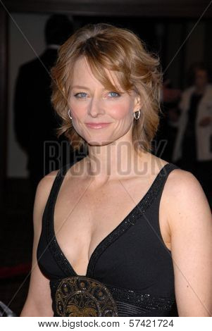 Jodie Foster  at the 62nd Annual DGA Awards - Arrivals, Hyatt Regency Century Plaza Hotel, Century City, CA. 01-30-10
