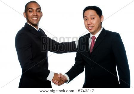 Young Businessmen