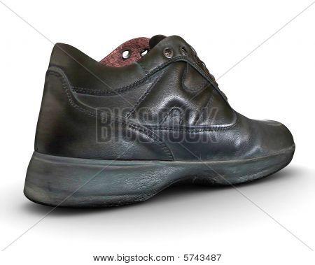 Shoe 3d render