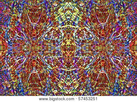 Kaleidoscope Smash