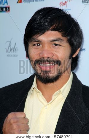 Manny Pacquiao at
