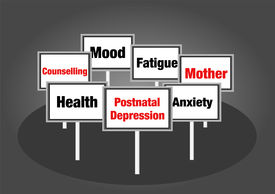 Postnatal Depression signs