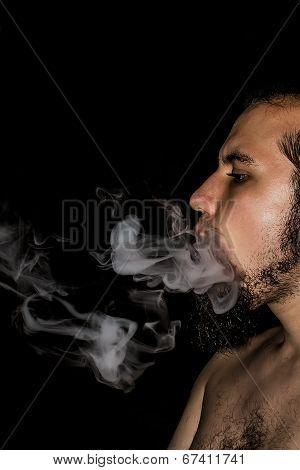 Smoke in the dark