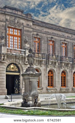 Palacio Real Mexico City