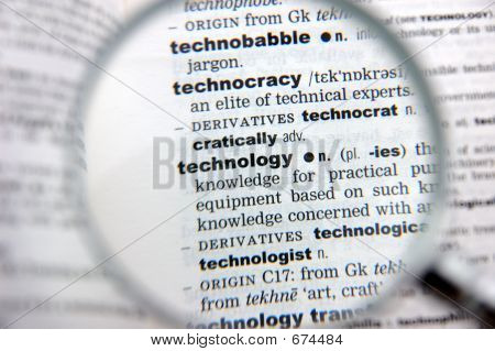 Definitio Of Technology