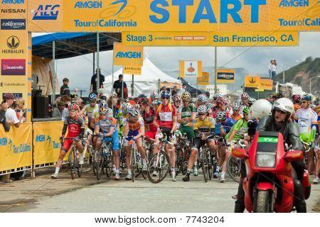 Cycling Tour of California
