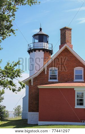 Lighthouse - Red Brick