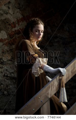 On The Stair