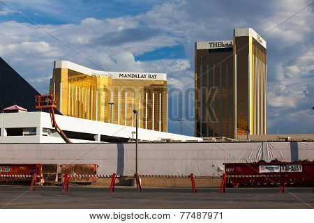 Mandalay Bay In Las Vegas