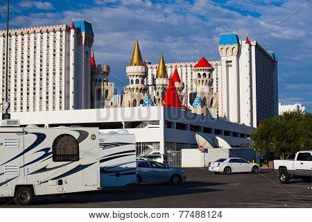 Excalibur Hotel And Casino In Las Vegas