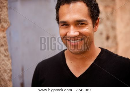 Portrait Black Male