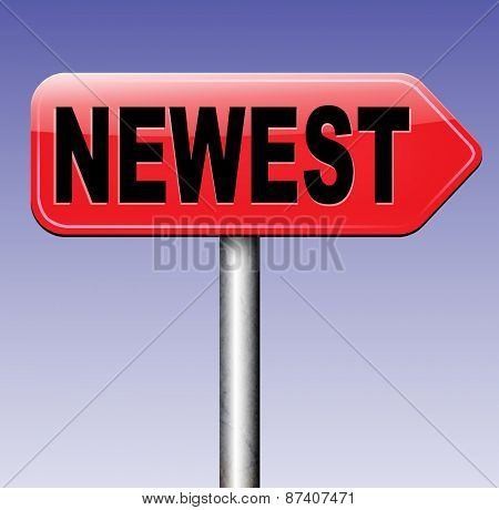 newest and latest product model release hot news headlines new release