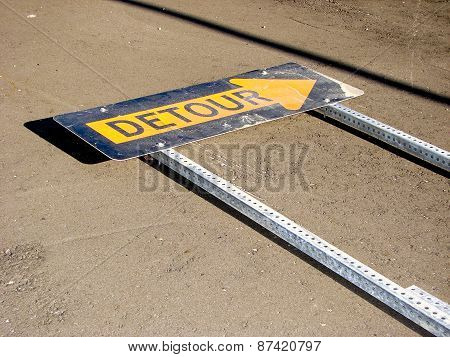 Fallen Detour
