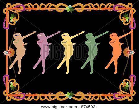 Art Deco Dancers
