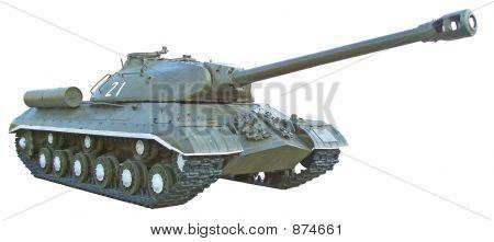 Russian Tank Is-3