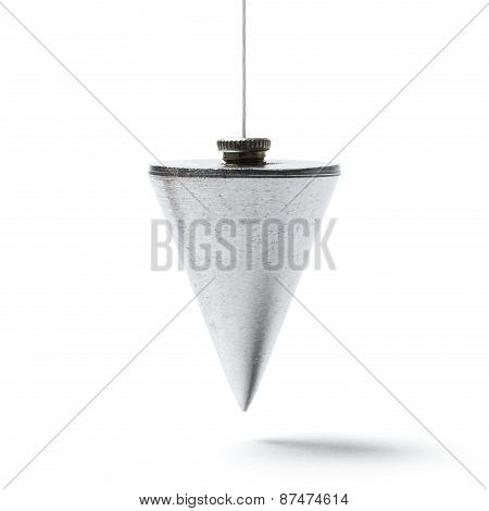 Plumb Bob - Plummet - Stock Photo