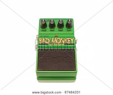 Digitech Bad Monkey Guitar Pedal