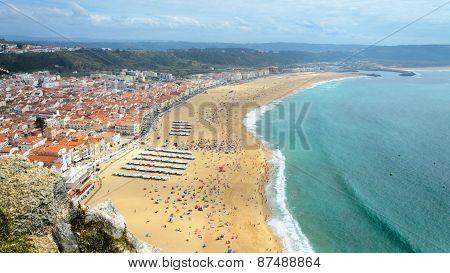 Nazare Beach - Portugal