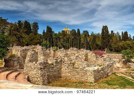 Ancient City Of Chersonesus