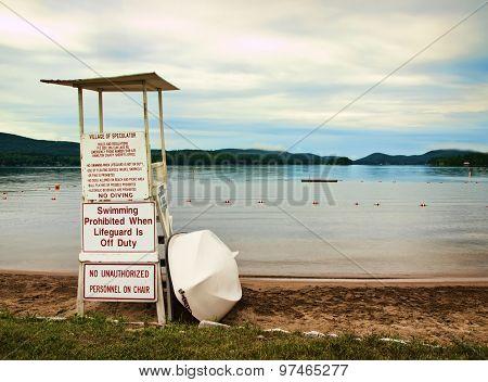 Speculator Beach,