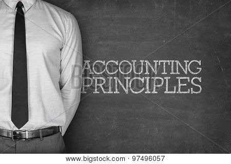 Accounting Principles on blackboard