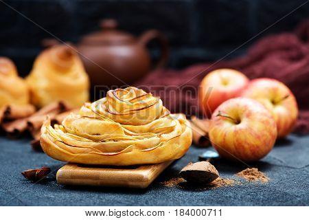 Pie With Apple