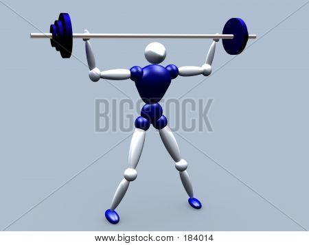 Weightlifter Vol 2