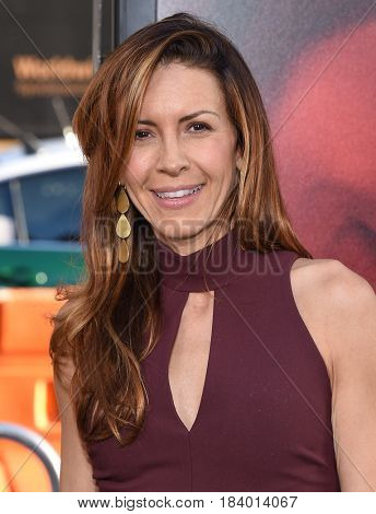 LOS ANGELES - APR 18:  Michelle Clunie arrives for the
