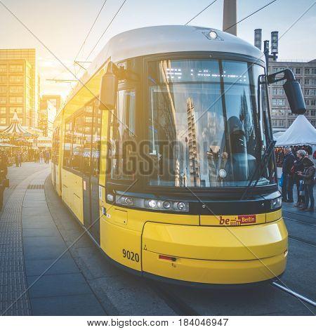 Electric Tram Train