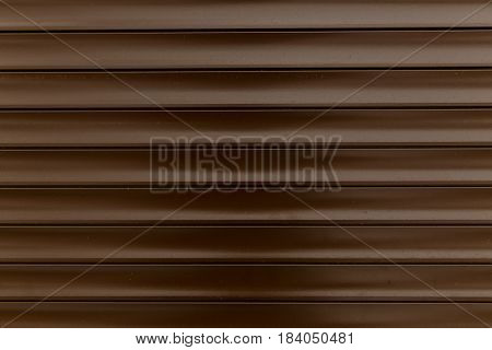 Brown Corrugated Metal Texture Surface Or Galvanize Steel Background